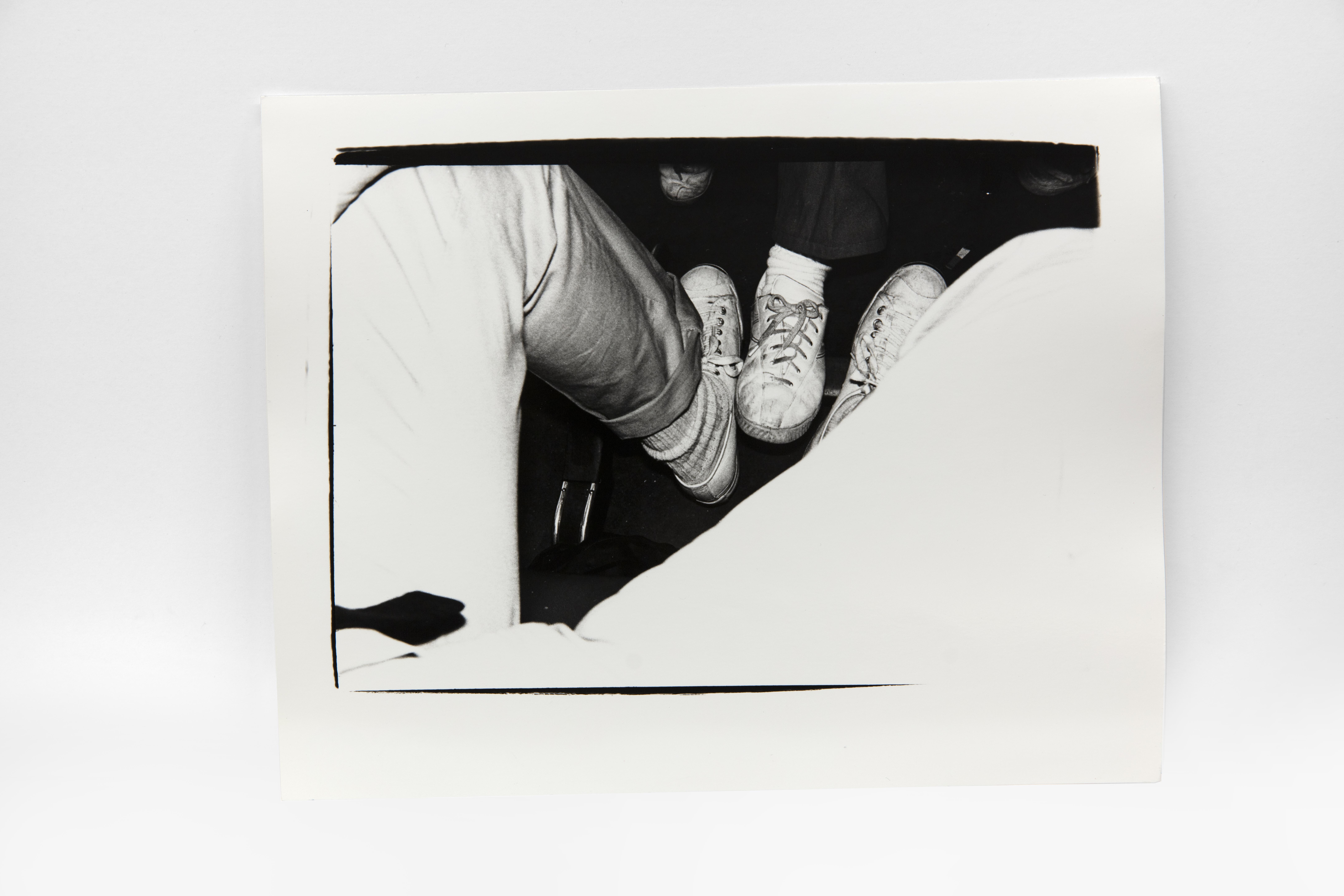 Warhol sneakers photo