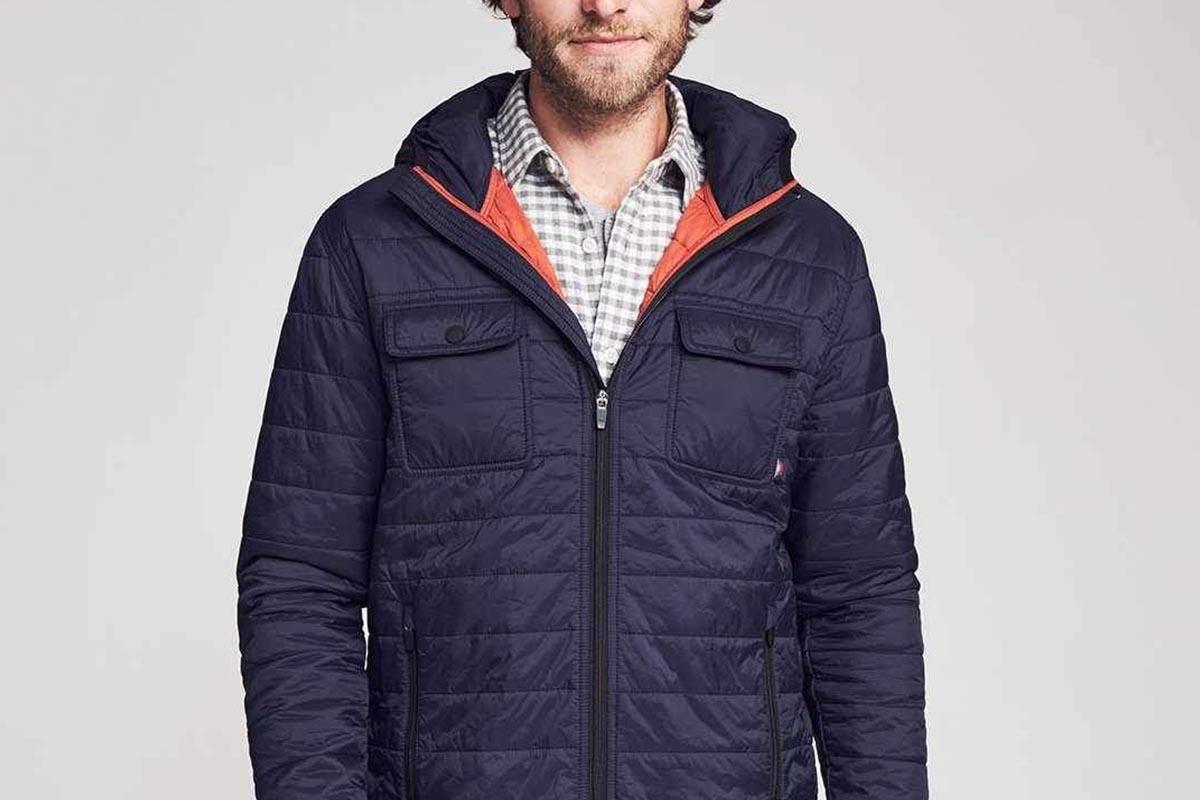 Atmosphere Packable Hooded Jacket