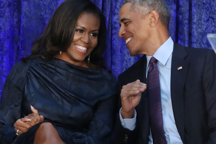 How Barack and Michelle Obama Built a Multimedia Empire in Two Years