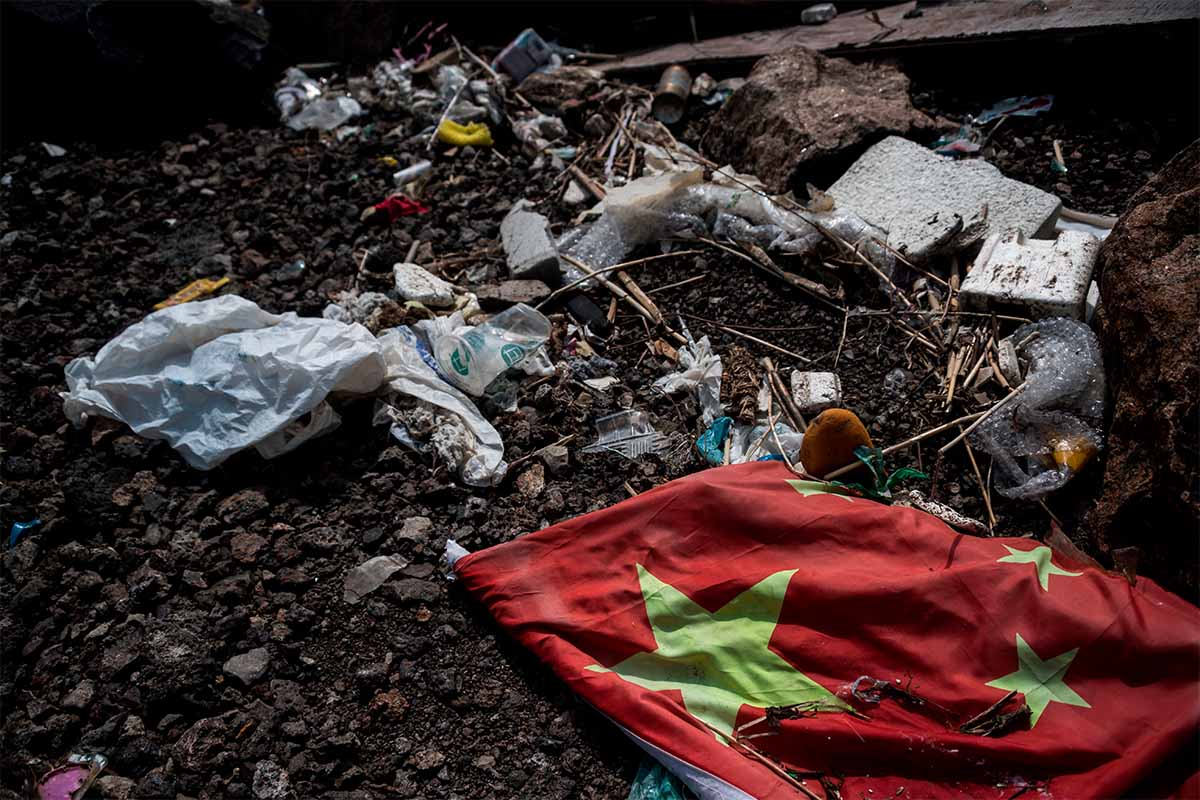 China plastic bags ban