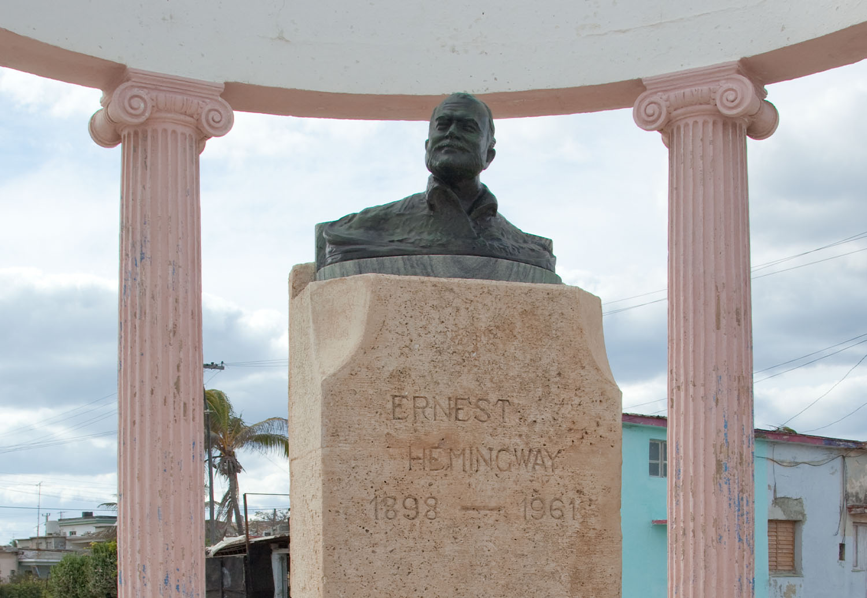 memorial to ernest hemingway