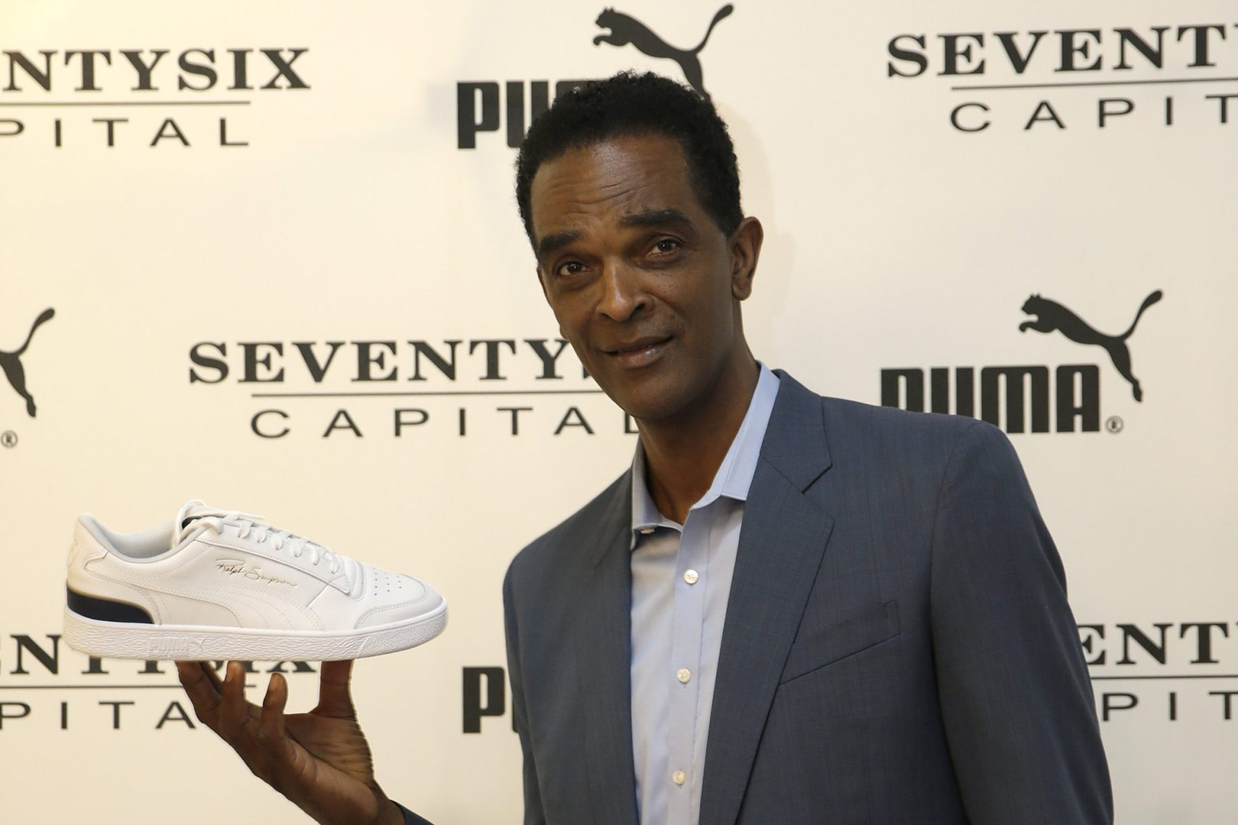 Ralph Sampson Signature Shoe