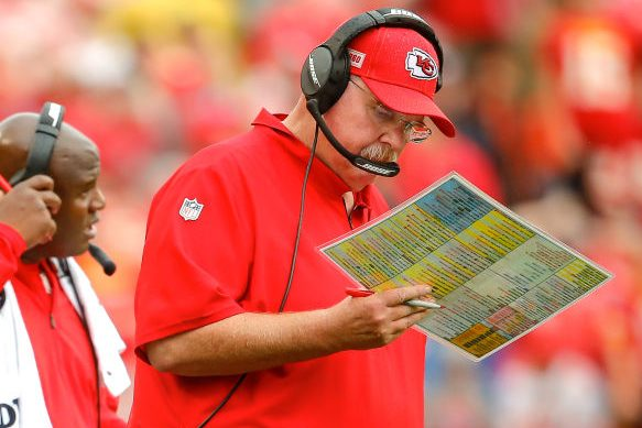 Andy Reid Needs a Super Bowl to Cement His Coaching Legacy