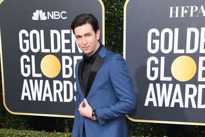 Nicholas Braun attends the 77th Annual Golden Globe Awards at The Beverly Hilton Hotel on January 05, 2020 in Beverly Hills, California. (Photo by Daniele Venturelli/WireImage)