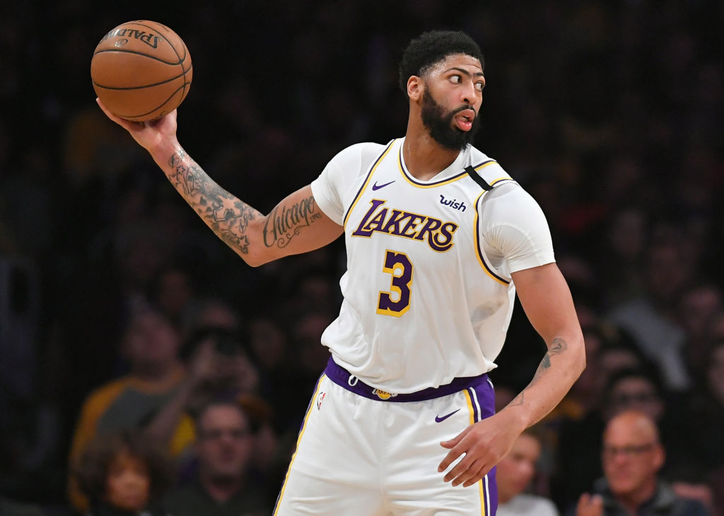 Anthony Davis Turned Down $146-Million Max Extension From ...