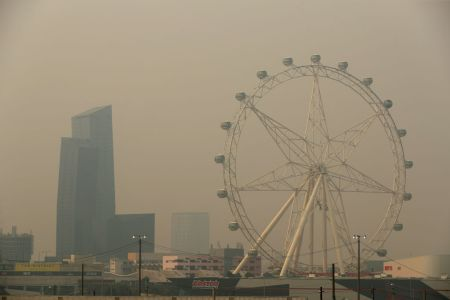 How Bad Air From Fires Is Affecting Australian Open Tennis Players