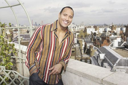 The Rock in 2002