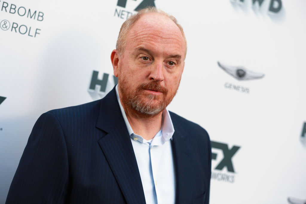 Louis C.K. attends FX and Vanity Fair Emmy Celebration at Craft on September 16, 2017 in Century City, California.  (Photo by Rich Fury/Getty Images)