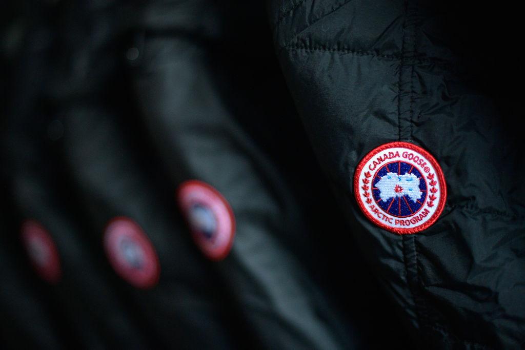 Canada Goose Sundance puffer jacket