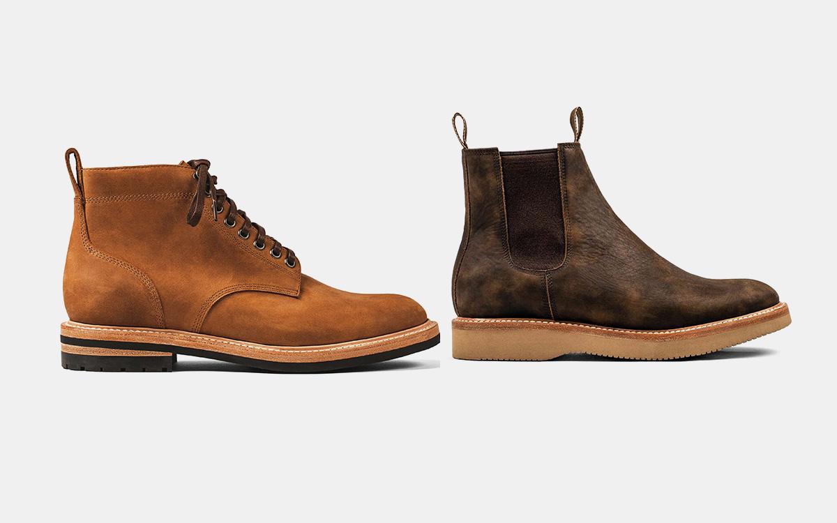 Taylor Stitch Boots
