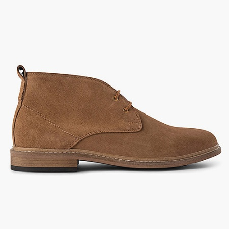 Shoe the Bear Caleb Suede Chukka