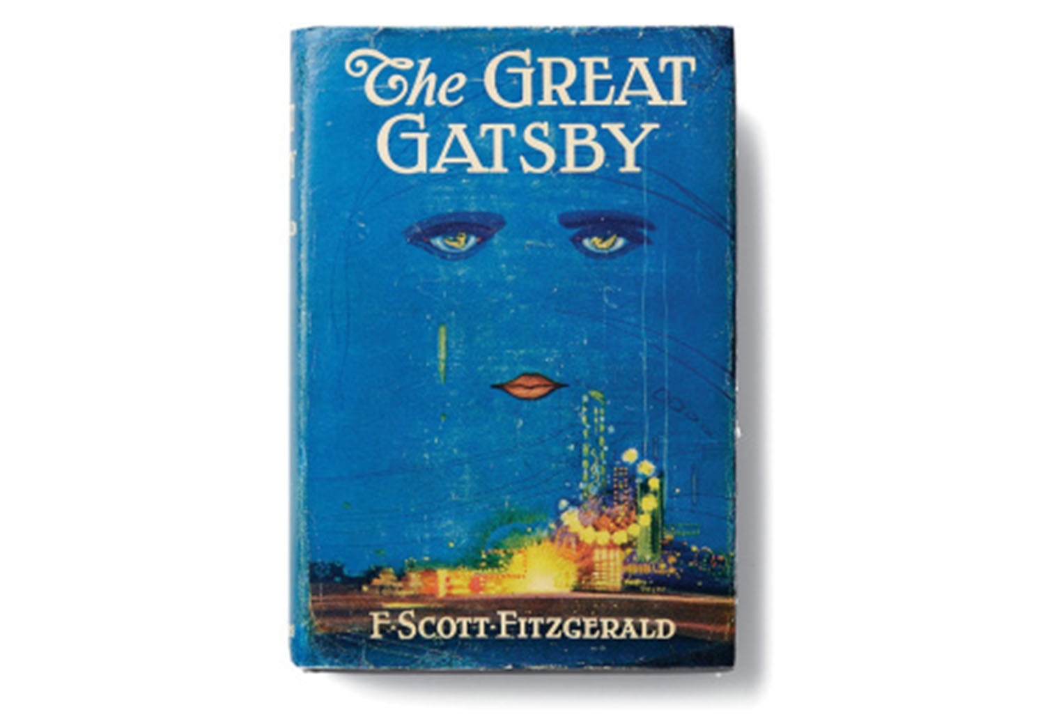 the great gatsby first edition