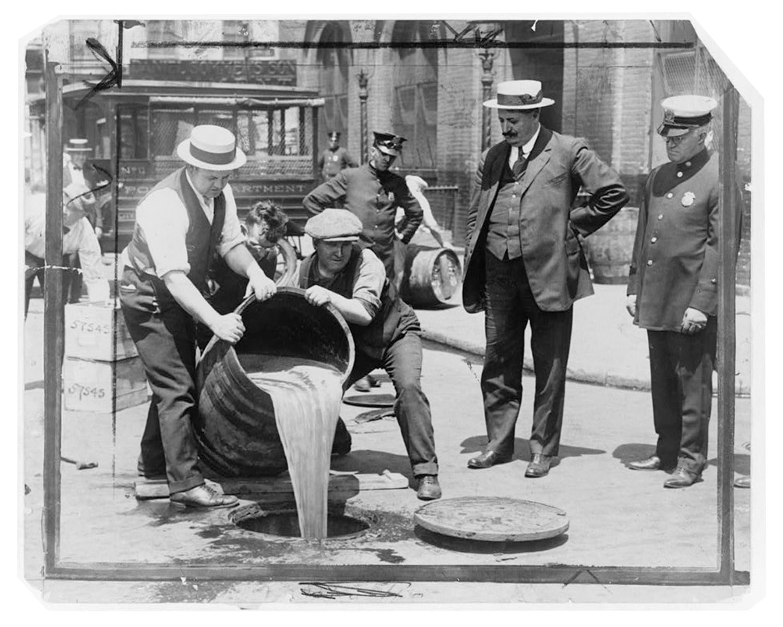 prohibition begins
