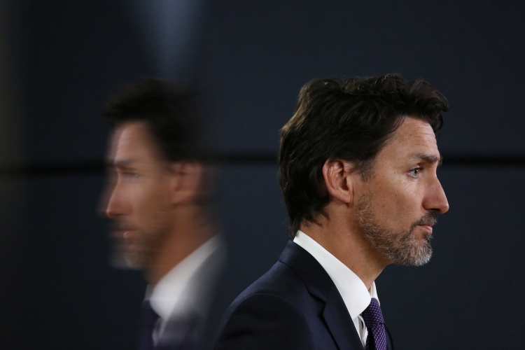 Justin Trudeau Beard