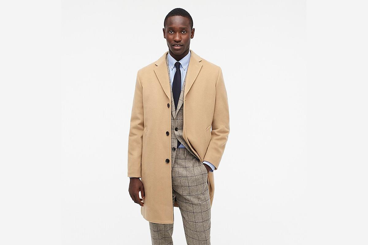 Ludlow Topcoat