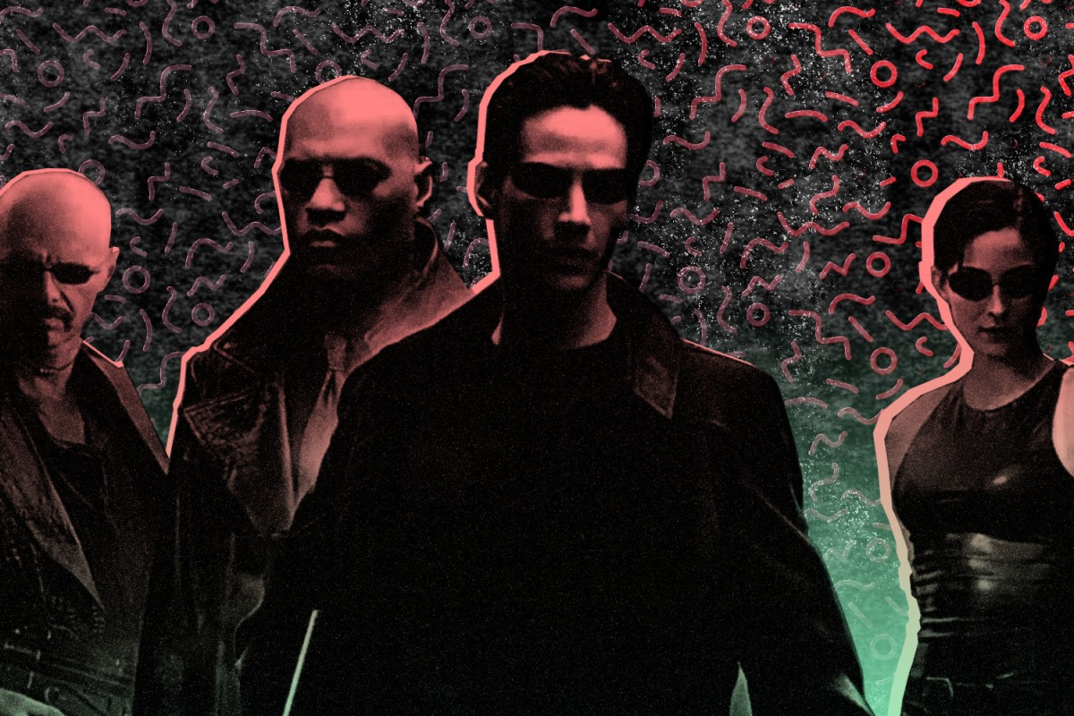 """The Matrix"" is one of several 90s-era films making a return"