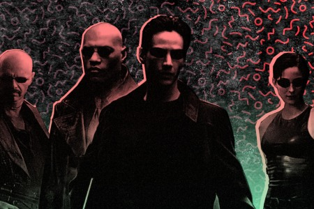 """""""The Matrix"""" is one of several 90s-era films making a return"""