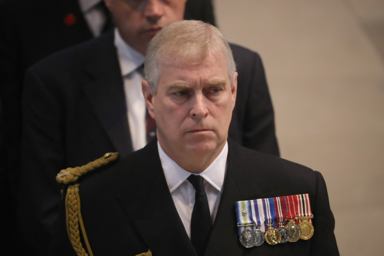 The FBI Wants to Talk to Prince Andrew About Jeffrey Epstein