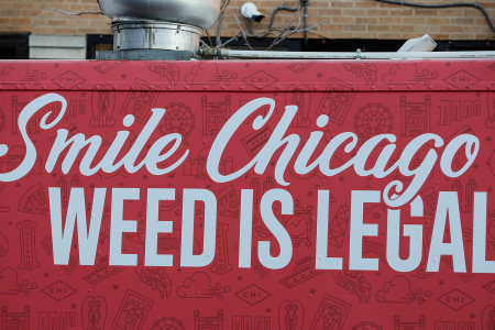 Chicago Weed Legalization