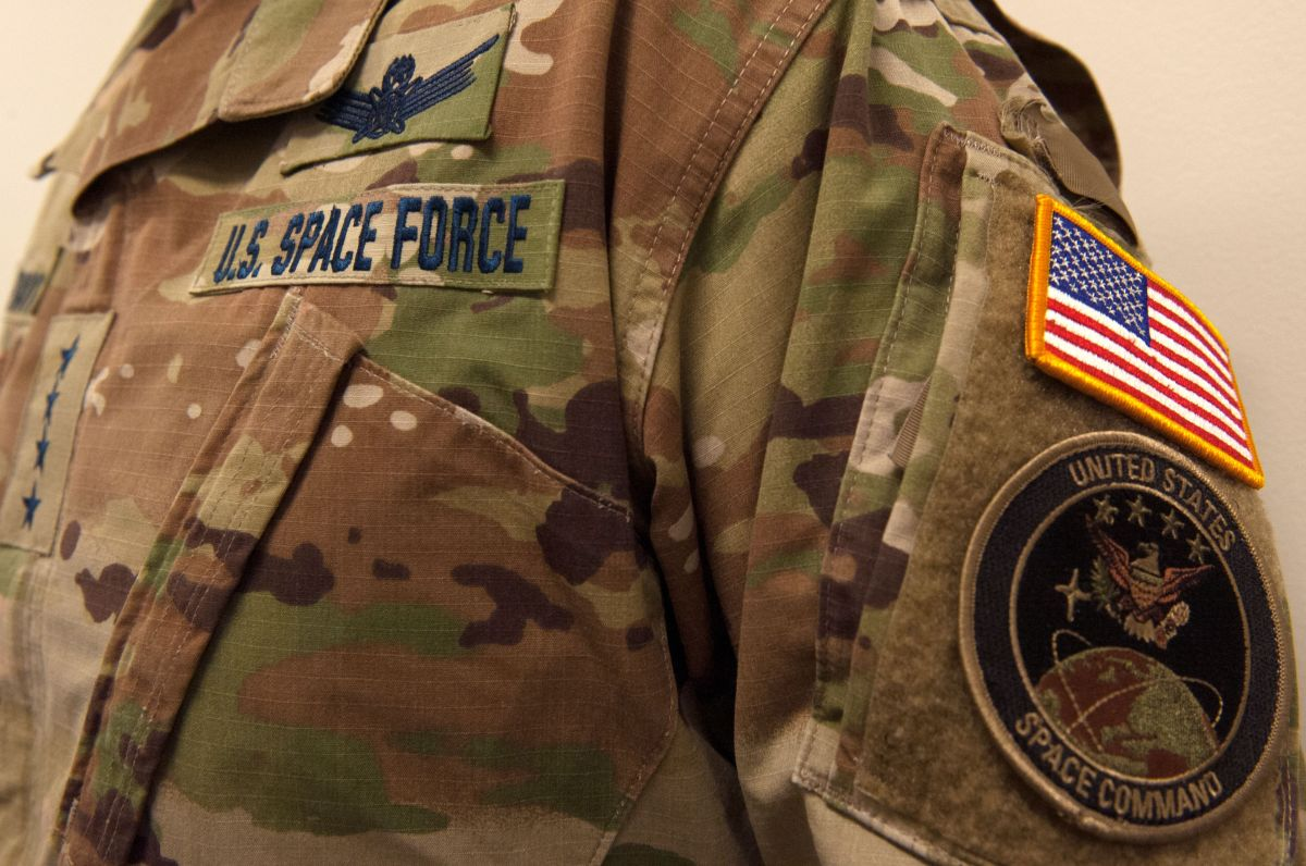 Space Force Uniforms