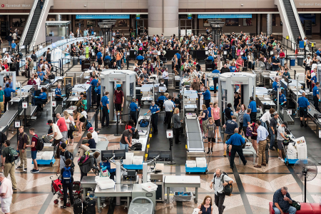 Airport lines can be daunting. Here's an easy, free way to avoid them.