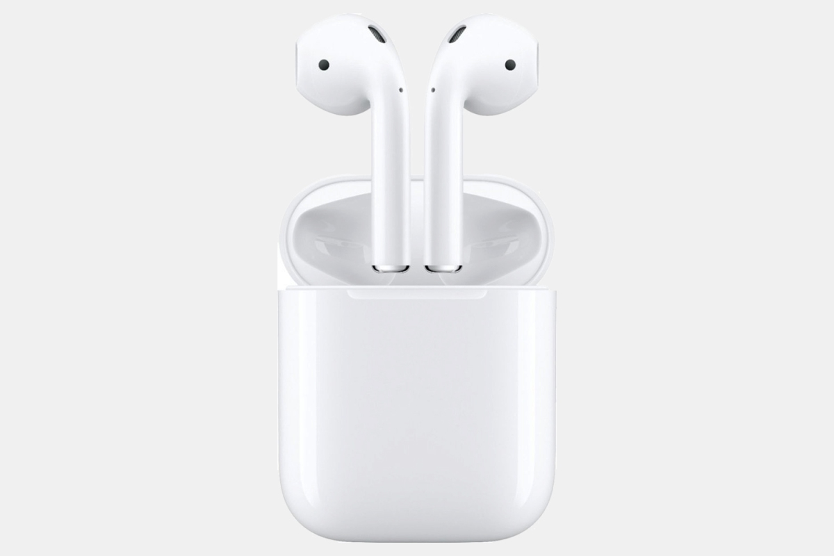 This Is A New Low Price On Second Generation Airpods Insidehook