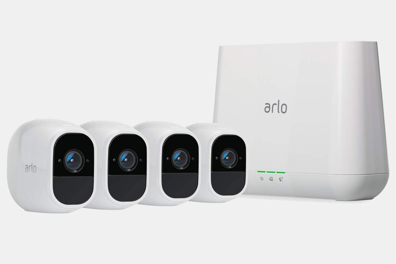 Arlo Pro 2 4-Camera Home Security System