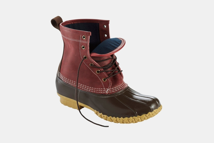 Deal: Get L.L.Bean's Famed Boots on Sale