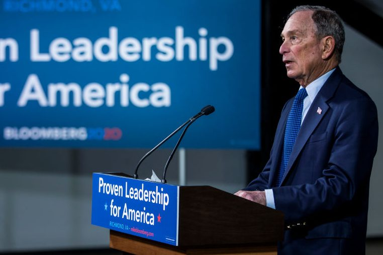 Bloomberg and Trump Will Pay $10 Million for Super Bowl Ads