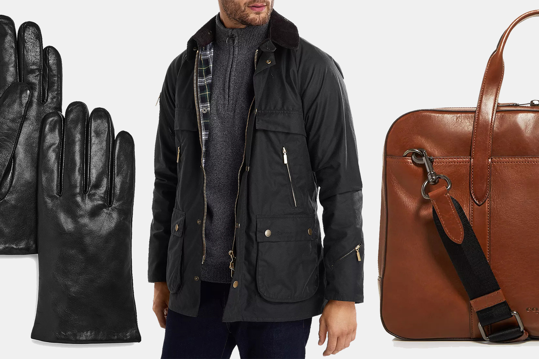 Bloomindale's Menswear Long Weekend Sale