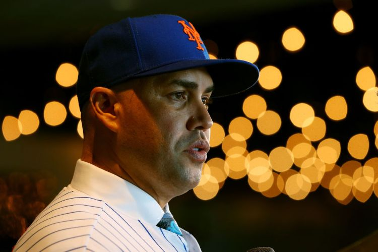 With Alex Cora and AJ Hinch Fired, Carlos Beltran Should Be Next
