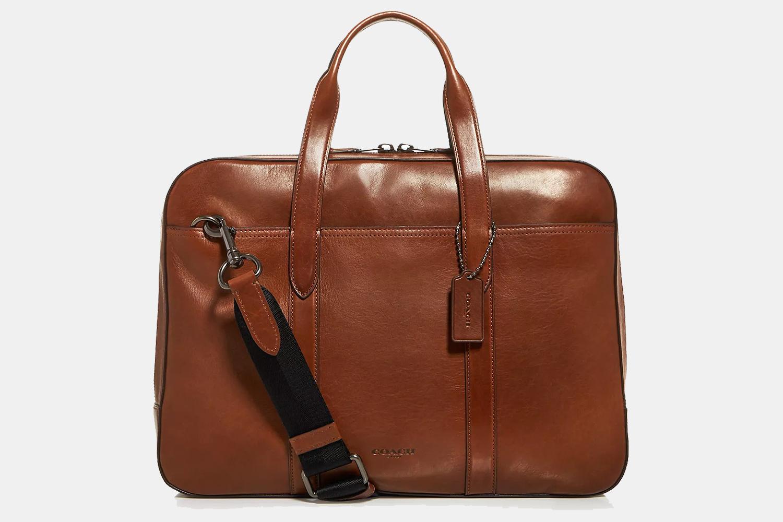Coach Men's Metropolitan Leather Briefcase