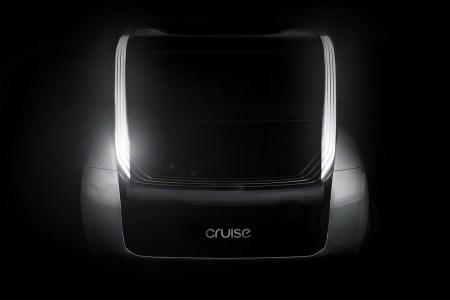 Cruise Autonomous Vehicle From General Motors