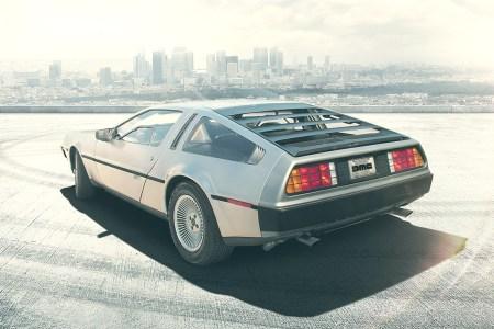 DeLorean Motor Company New Cars