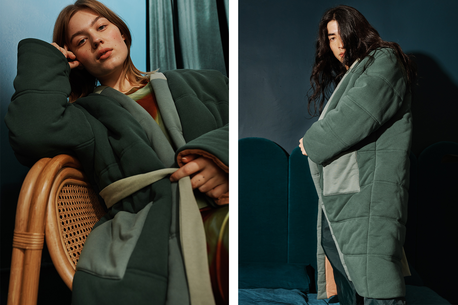 This Coat Is Like Wearing a Duvet