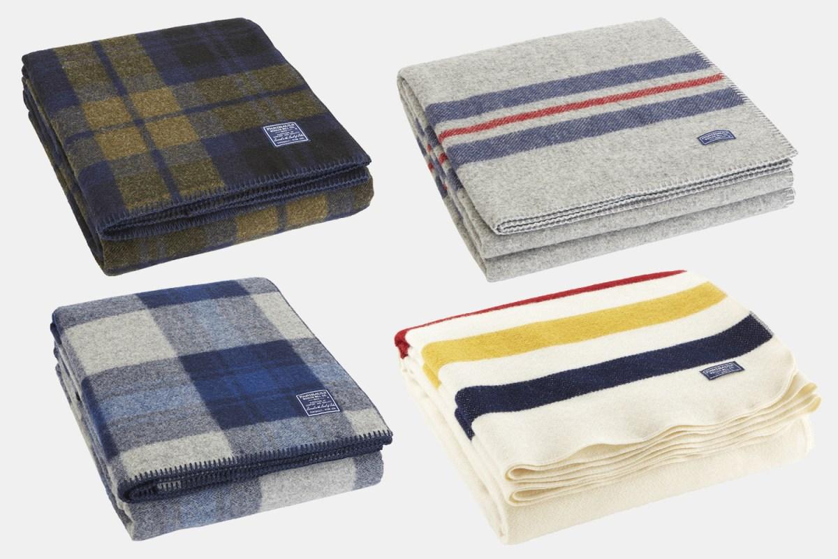 Faribault Woolen Mill Co. Blankets at Huckberry