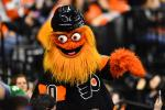 Police in Philadelphia Flyers Mascot Accused of Punching 13-Year-Old Girl