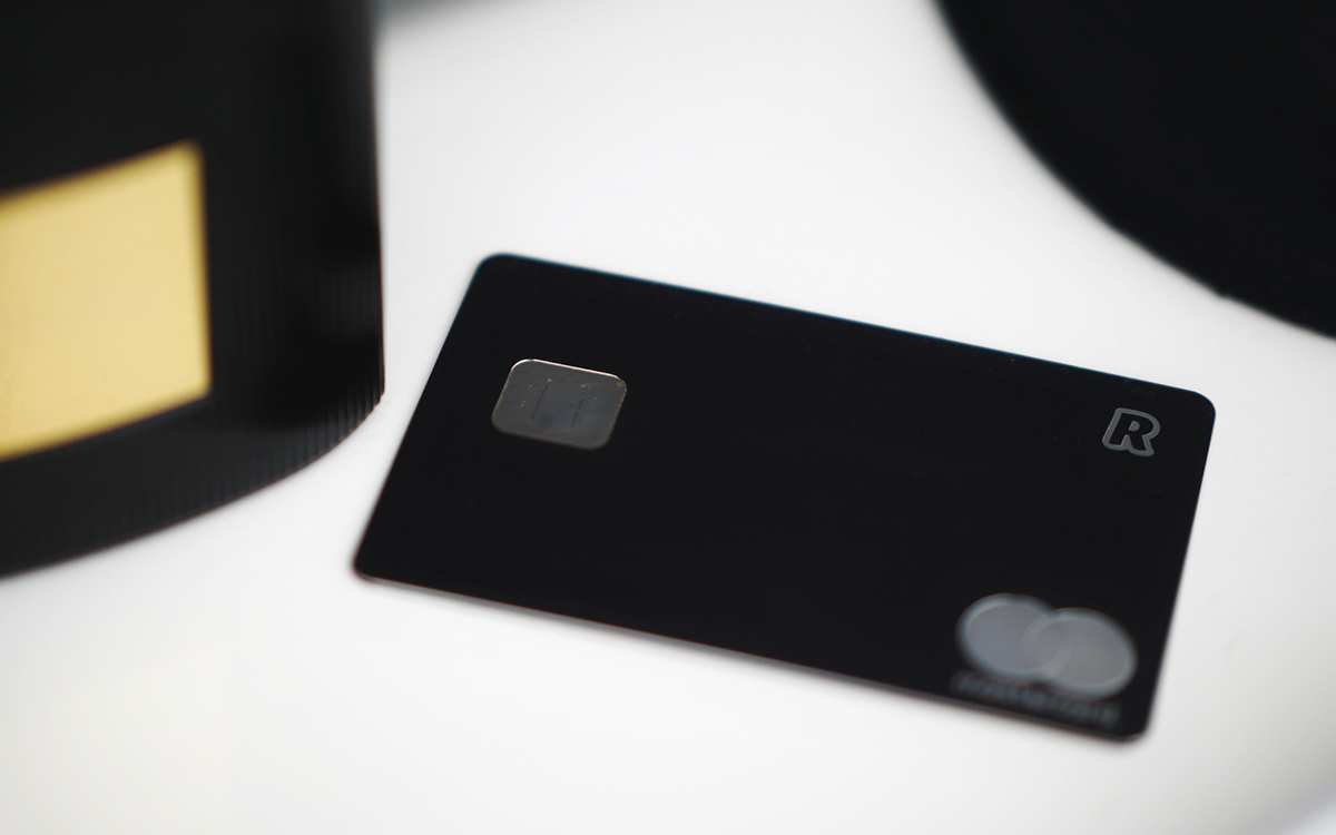 Throw Out Metal Credit Card