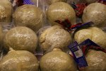 Scottish haggis pudding for sale