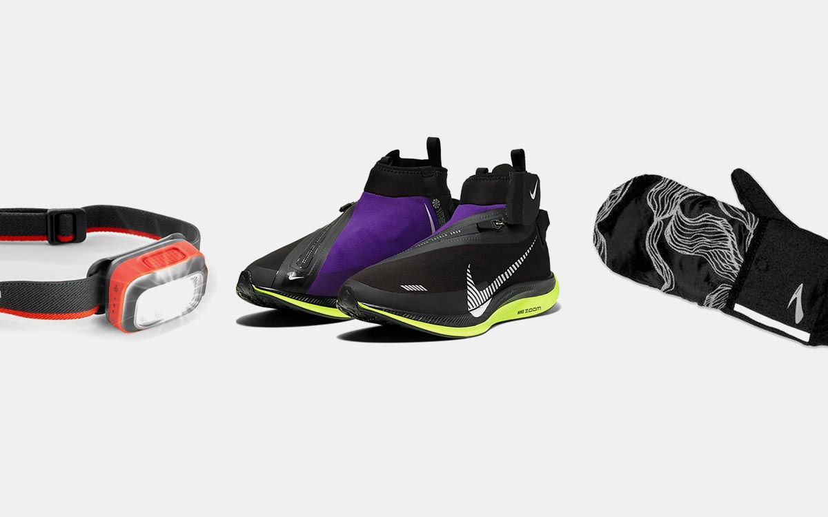Best Gear for Running in the Cold