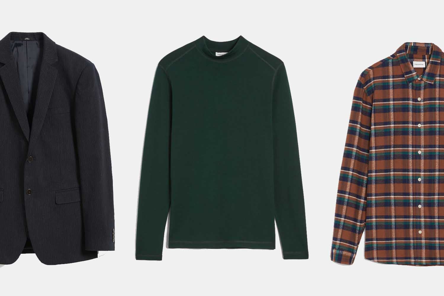 Deal: Take Up to 60% Off Sustainable Winter Garb at Frank and Oak