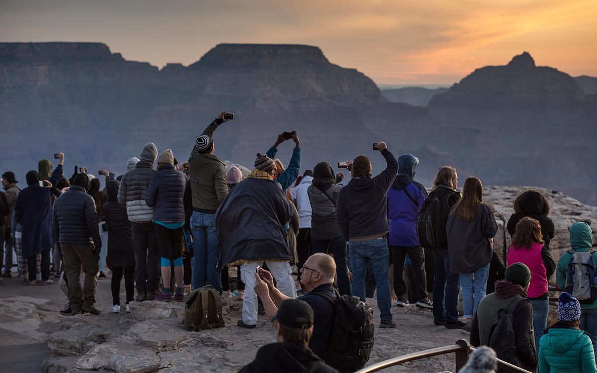 National Parks Overcrowding