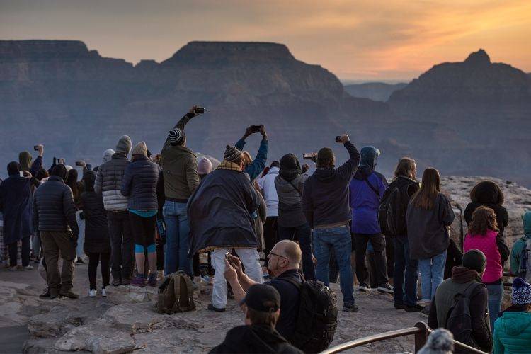 Overcrowding in America's National Parks in 2020 - InsideHook