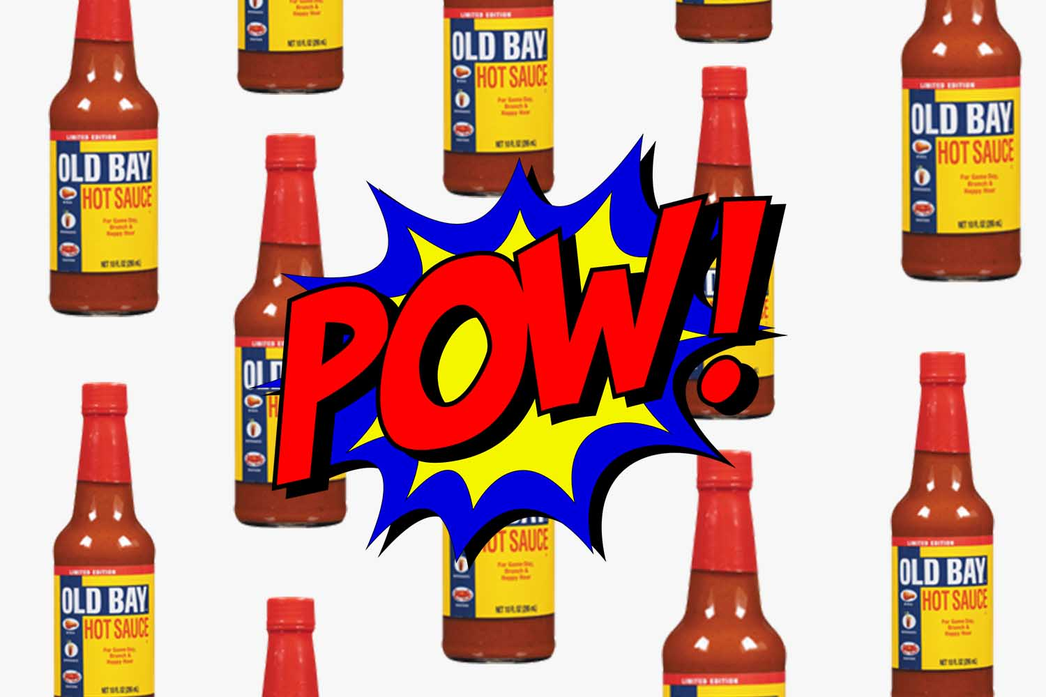 Products of the Week: Old Bay Hot Sauce, Nirvana Socks and Aluminum Carry-Ons