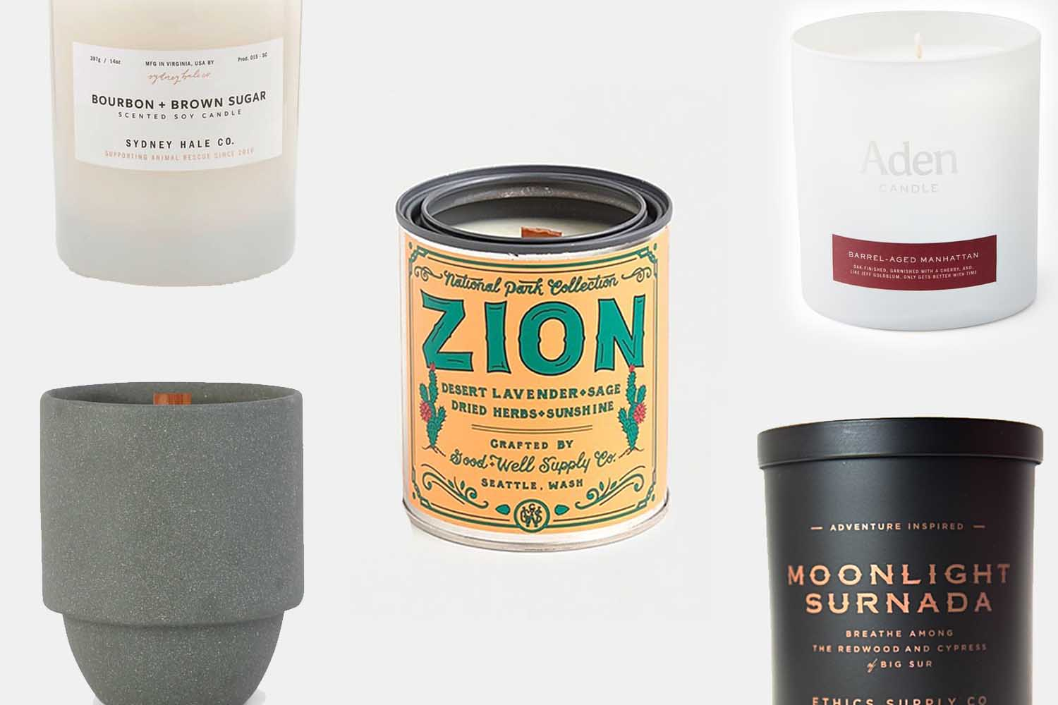 9 Candles That Smell Great and Look Even Better