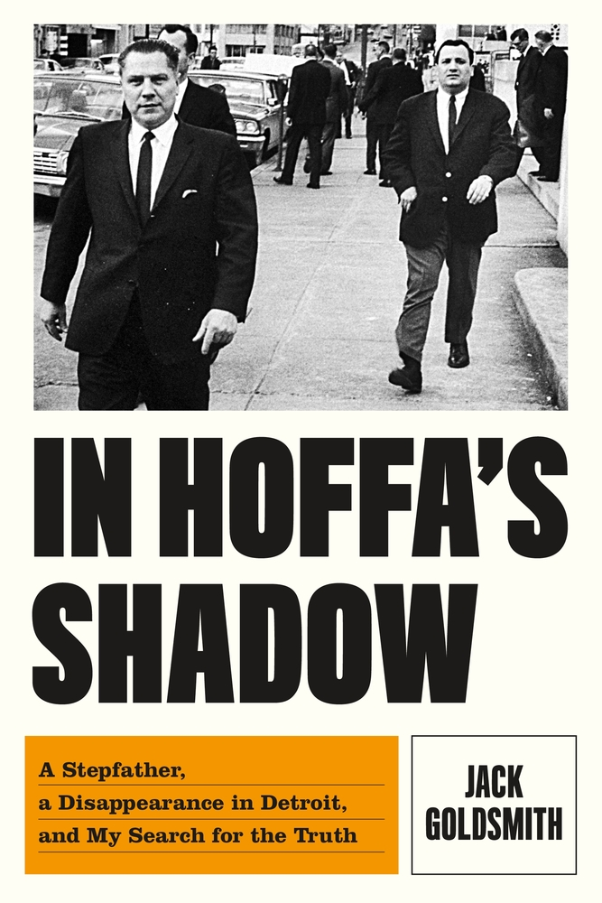 """In Hoffa's Shadow"" cover"