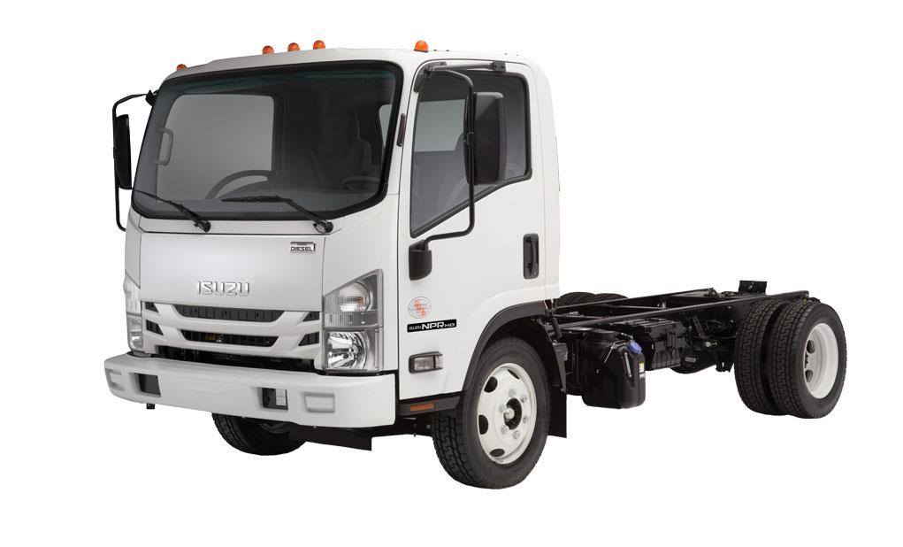 Isuzu N-Series Diesel Truck