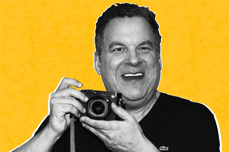 Jeff Garlin Curb your Enthusiasm photo