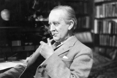 """J.R.R. Tolkien Author of """"The Lord of the Rings"""""""