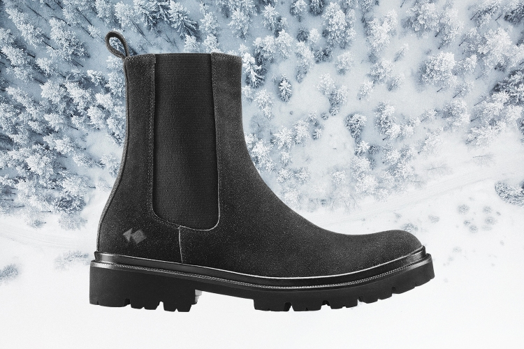 Koio Men's Chelsea Boots for Winter